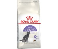 Royal Canin Sterilised 37 Полнорационный сухой корм подходит стерилизованным кошкам в возрасте от 1 до 7 лет