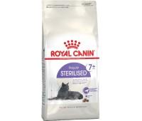 Royal Canin Sterilised +7 Корм для стерилизованных кошек старше 7 лет