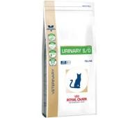 Royal Canin Urinary S/O LP34 Диета для Кошек при Лечении и Профилактике МКБ