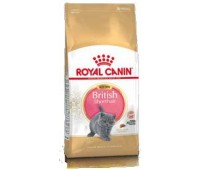 Royal Canin Kitten British Shorthair корм для котят британской короткошерстной в возрасте от 4 до 12 месяцев