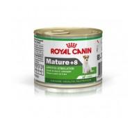 Royal Canin Mature +8 влажный корм для поддержания жизненных сил собак старше 8 лет.195гр