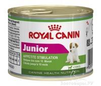 Royal Canin Junior влажный корм для щенков в возрасте до 10 месяцев 195гр