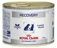 Royal Canin Recovery Canine Диета для собак и кошек в восстановительный период после болезни, 195гр