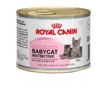 Royal Canin Babycat Instinctive 10 для Котят 195гр