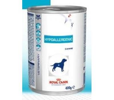 Royal Canin Hypoallergenic Canine Диета для собак с пищевой аллергией или непереносимостью
