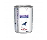 Royal Canin Sensitivity Control Canine Диета для собак при пищевой аллергии или непереносимости