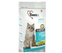1ST CHOICE корм для кошек HEALTHY SKIN & COAT лосось