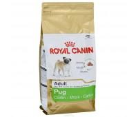 Royal Canin Pug Adult Для взрослых собак породы мопс в возрасте с 10 месяцев