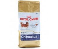 Royal Canin Chihuahua Adult для собак породы чихуахуа в возрасте с 8 месяцев