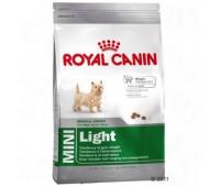 Royal Canin Mini Light Для собак, предрасположенных к полноте, в возрасте с 10 месяцев до 8 лет
