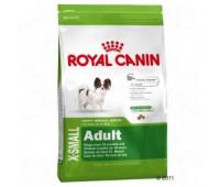 Royal Canin X-Small Adult Для собак миниатюрных размеров в возрасте с 10 месяцев до 8 лет