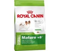 Royal Canin X-Small Mature +8  Для собак миниатюрных размеров в возрасте с 8 до 12 лет