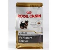 Royal Canin Yorkshire Terrier Junior Для щенков собак породы йоркширский терьер в возрасте до 10 месяцев