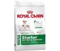 Royal Canin Mini Starter Mother & Babydog  корм для щенков в период отъема до 2-месячного возраста.