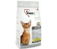 1ST CHOICE корм для кошек Hypoallergenic  утка