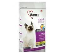 1ST CHOICE корм для кошек Active or Finicky цыплёнок