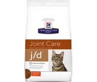 Hill's Prescription Diet  J/D для Кошек при Заболеваниях Суставов