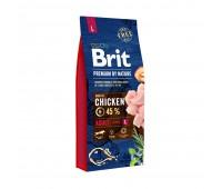 Brit (Брит) Premium Adult L