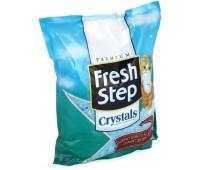 Fresh Step Crystals (Фреш Степ) Наполнитель для кошачьего туалета 1.81кг