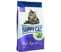 Хеппи Кет Сеньор 10+ ФитВелл(д/кормления стареющих кошек, профилактика возрастных изменений)