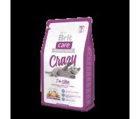 Brit Care Cat Crazy Kitten для Котят, Беременных и Кормящих Кошек