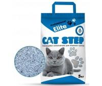 """Cat Step Professional """"ELITE"""" комкующийся наполнитель для кошачьих туалетов 5 кг"""