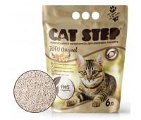 Cat Step Tofu Original 6л (2,7кг), наполнитель растительный комкующийся