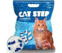 Cat Step наполнитель силикагелевый 15.2л. (6,7кг)