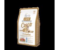 Brit Care Cat Cocco Gourmand Беззерновой для Кошек-Гурманов