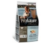 Pronature Holistic Корм для кошек, д/кожи и шерсти, лосось с рисом