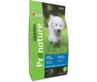 Pronature Original (Пронатюр) NEW для собак всех пород, курица