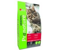 Pronature Original (Пронатюр) NEW для кошек, курица, ягненок