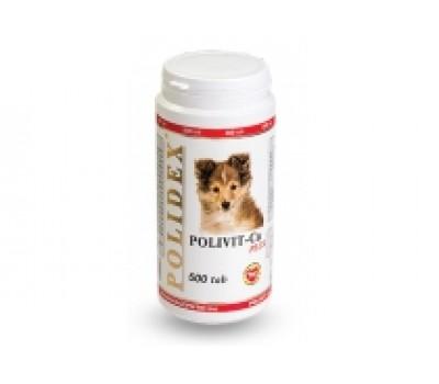 POLIDEX® Polivit-Ca plus (Полидэкс Поливит-Кальций плюс) 500шт