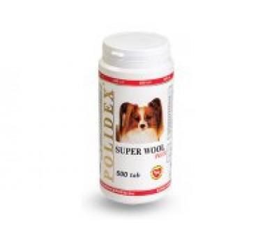 POLIDEX® Super Wool plus (Полидэкс Супер Вул плюс) 500шт