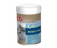 8in1 Excel (Эксель) Пивные дрожжи 140 таб