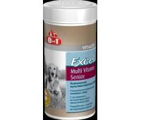 8in1 Excel (Эксель) Мультивитамины для пожилых собак 70 таб.