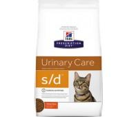"Hill's Prescription Diet s/D для кошек ""Лечение МКБ"", S/D Feline"