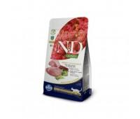 Farmina N&D Cat Quinoa Weight Management Lamb беззерновой корм для контроля веса с ягненком и киноа