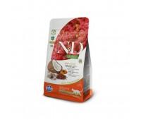 Farmina N&D Cat Quinoa Skin&coat Herring беззерновой корм для кошек для кожи и шерсти с сельдью и киноа