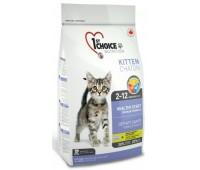 1ST CHOICE корм для котят Kitten  цыплёнок