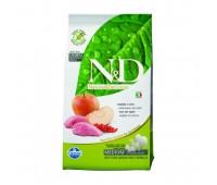 Farmina N&D Boar & Apple Adult беззерновой корм для взрослых собак мини пород с кабаном и яблоком