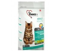 1ST CHOICE корм для кошек WEIGHT CONTROL  цыпленок