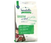Sanabelle SENSITIVE с птицей Полнорационный корм для взрослых кошек - рекомендован для кошек с чувствительным пищеварением