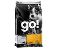 GO!™ SENSITIVITY + SHINE™ Для Щенков и Собак с Цельной Уткой и овсянкой (Sensitivity + Shine Duck Dog)