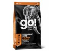 GO!™ SENSITIVITY + SHINE™ Для Щенков и Собак со свежим Лососем и овсянкой (Sensitivity + Shine Salmon Dog)