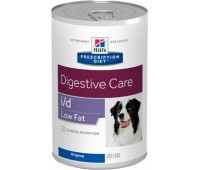 Hill's™ Prescription Diet™ Canine i/d™ Low Fat 370гр