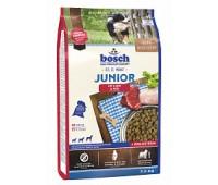 Bosch Junior ягнёнок и рис корм для щенков с чувствительным пищеварением