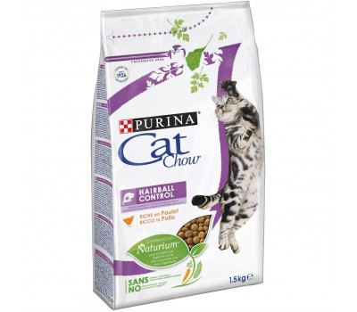 Cat Chow ® Hairball Control