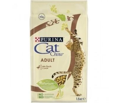 Cat Chow ® Adult с уткой