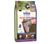Bosch Maxi Senior с птицей и рисом для Собак